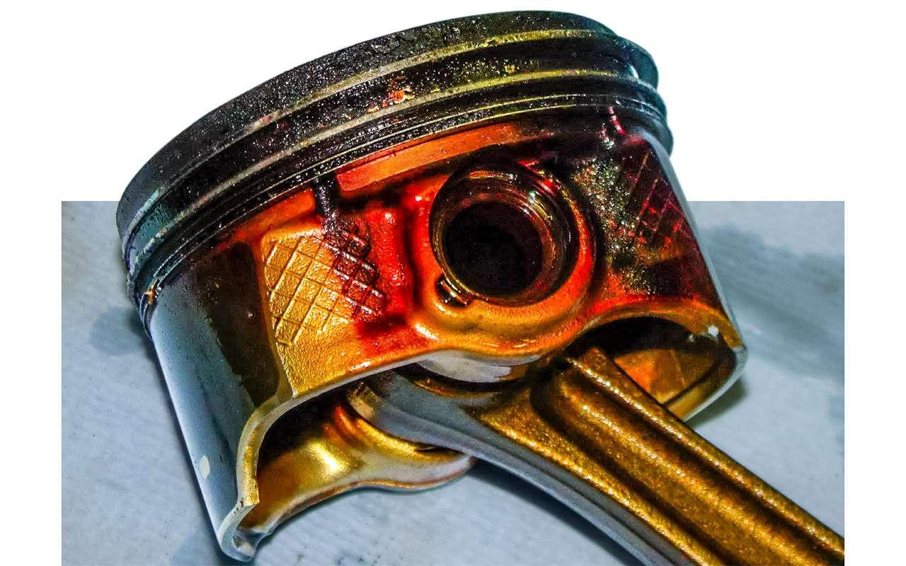Масложор и раскоксовка: экспертиза «За рулем» - фото 1172476