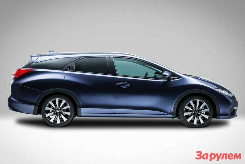 Honda Civic Tourer 2014 1600x1200 wallpaper 03