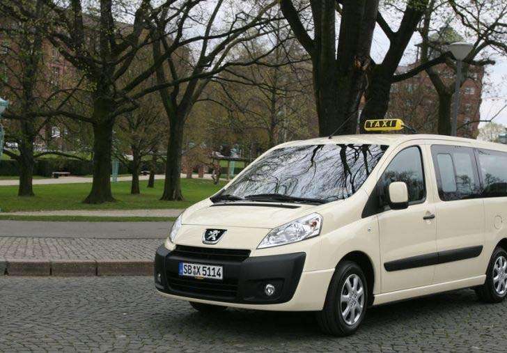 Peugeot taxi tepee _no_copyright