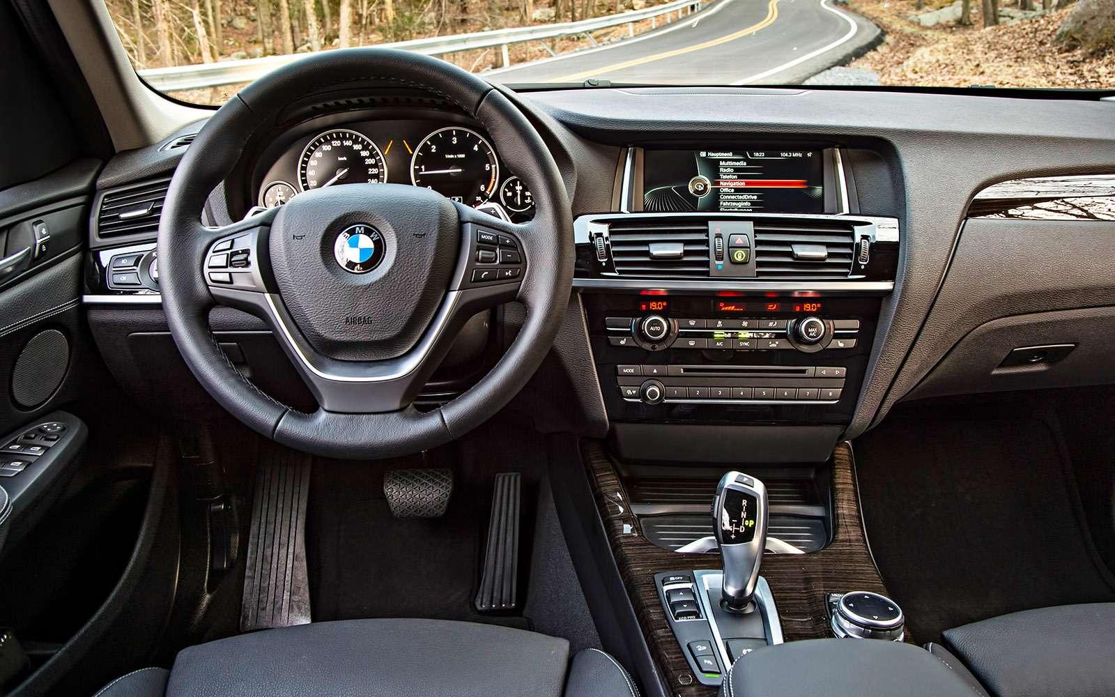 BMWX3второго поколения— список возможных проблем— фото 771814
