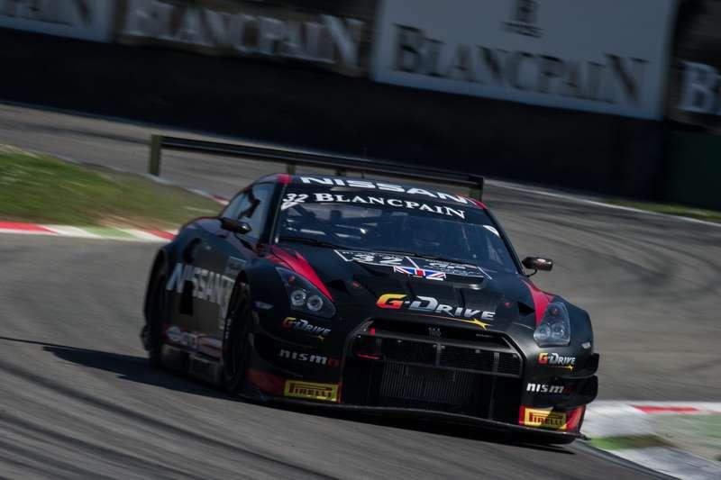 Nissan race programme