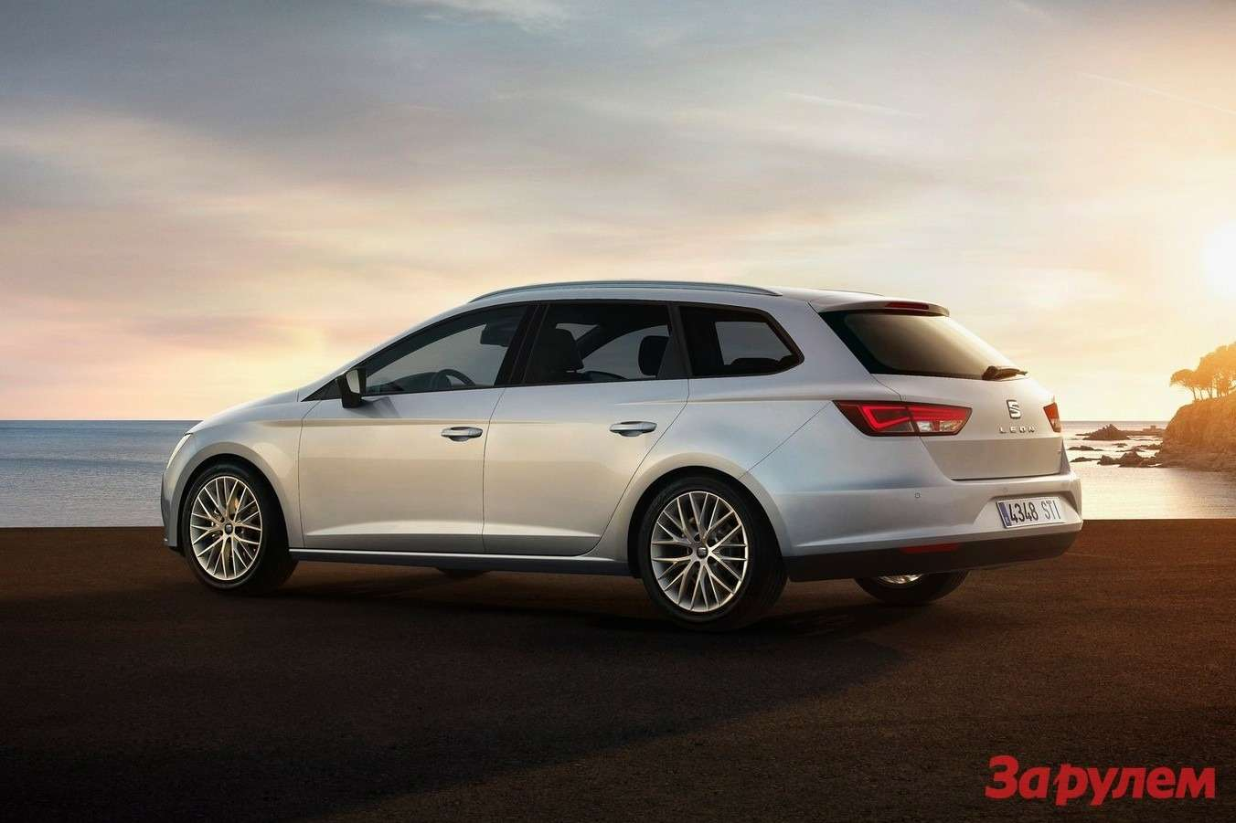Seat Leon ST 2014 1600x1200 wallpaper 05