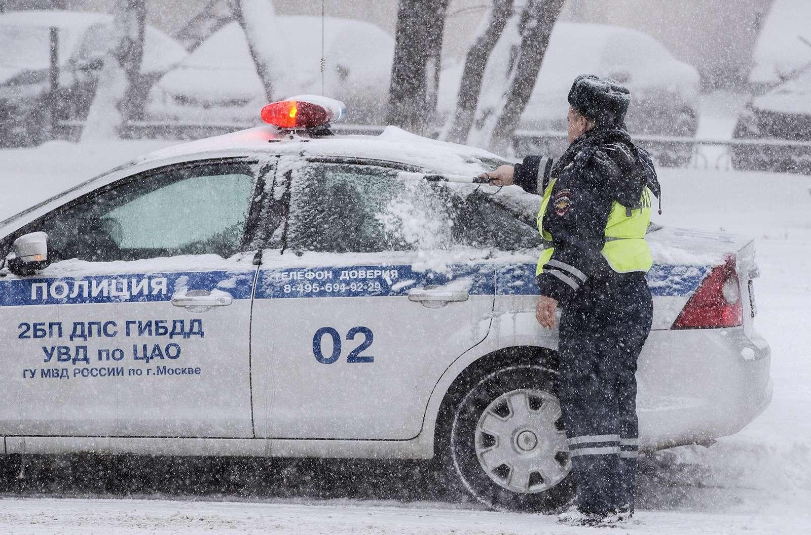 Зачто гаишник вас оштрафует зимой. Ибудет прав— фото 920571