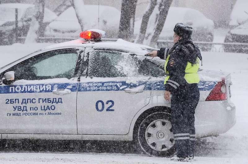Зачто гаишник вас оштрафует зимой. Ибудет прав