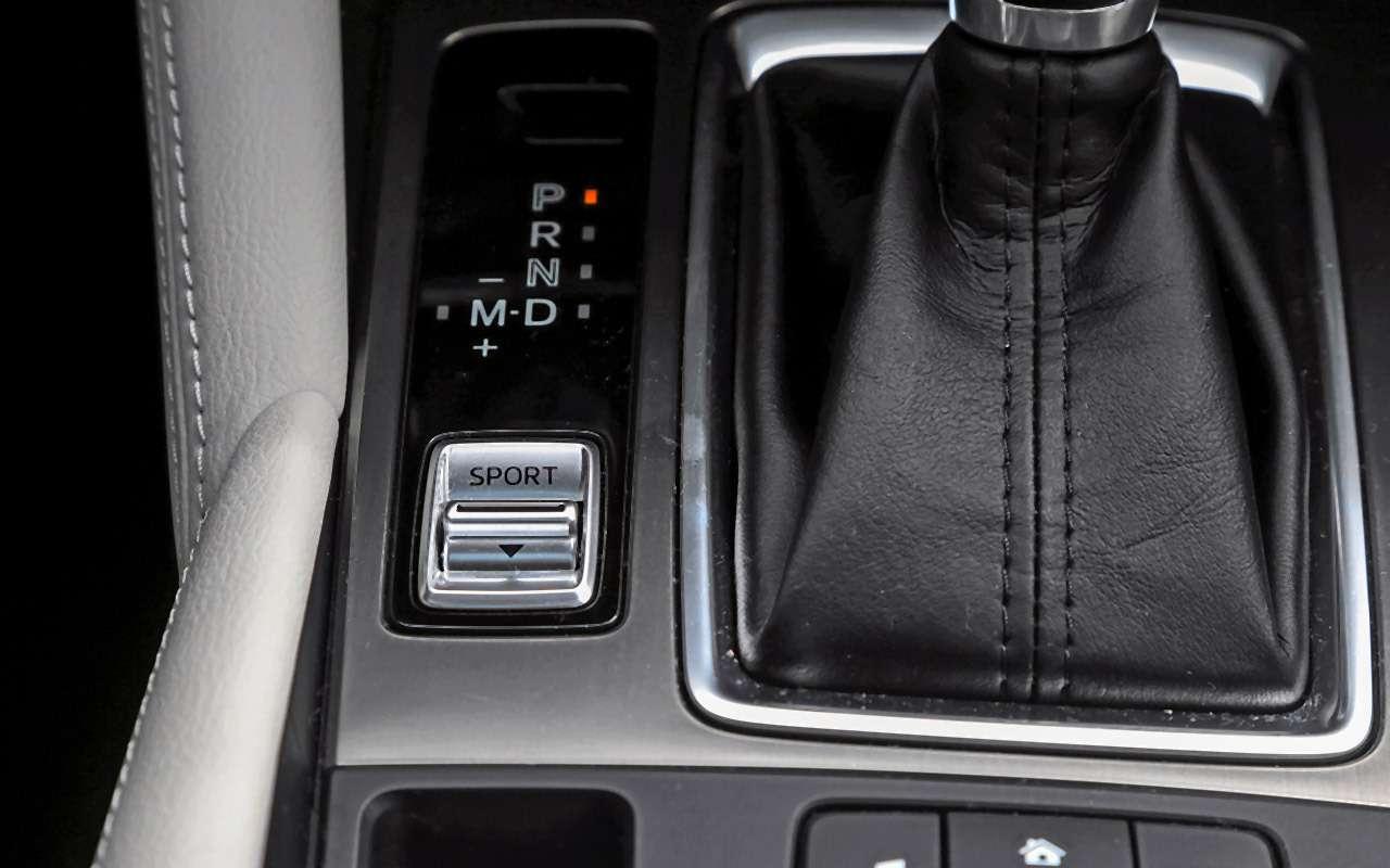 Toyota Camry против конкурентов— сравнительный тест— фото 882428