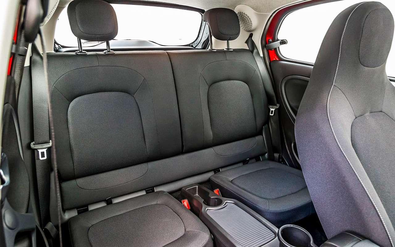 Большой тест маленьких хэтчбеков: Kia Picanto, Datsun mi-DO иSmart ForFour— фото 796024
