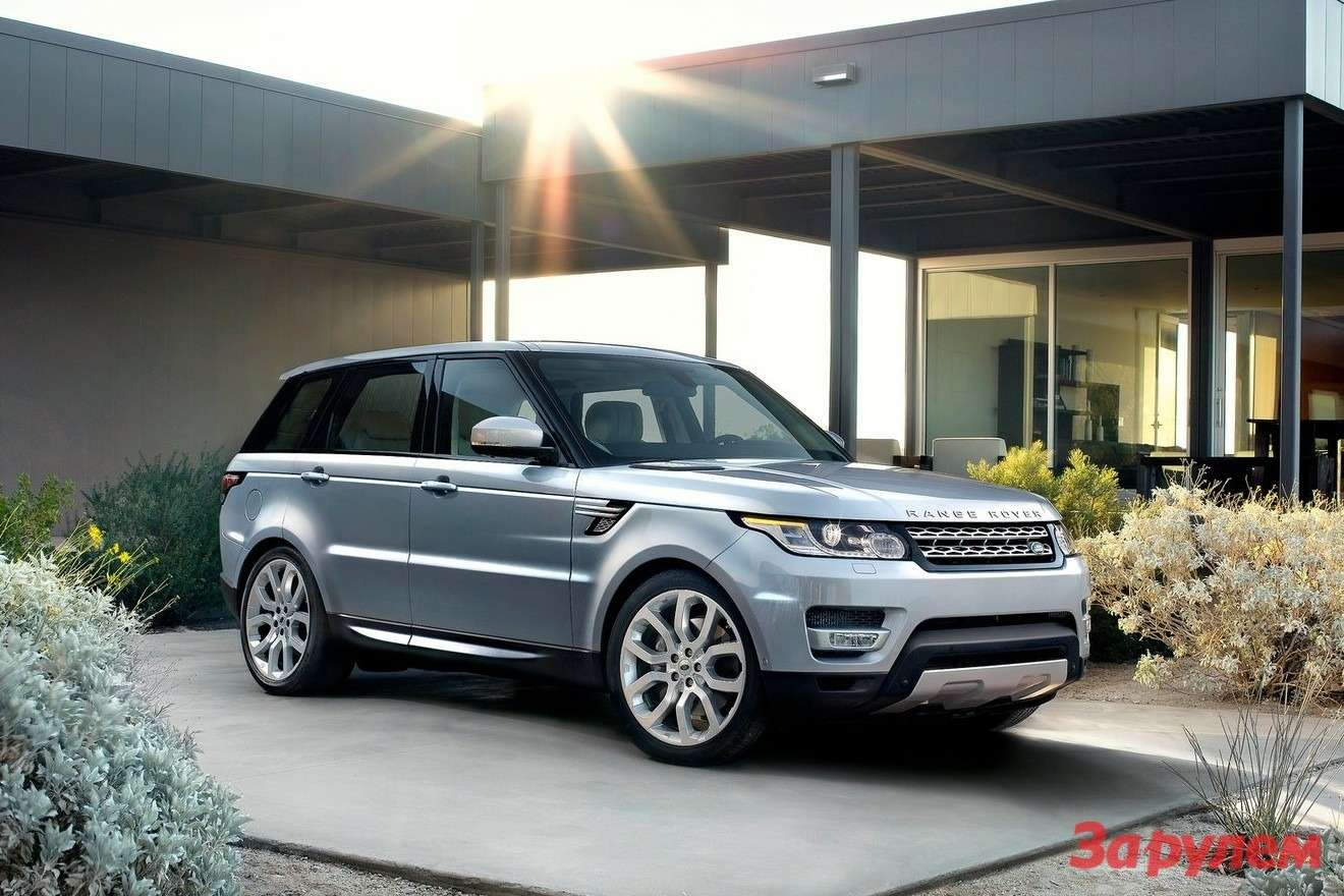 Land Rover Range Rover Sport 2014 1600x1200 wallpaper 01