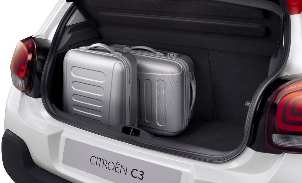 Колючка кактуса: Citroen представила новый хэтчбек C3— фото 603481