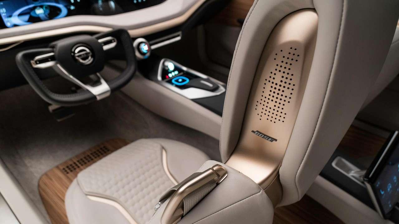 Изближайшего будущего: Nissan Vmotion 2.0все сделает сам— фото 690697