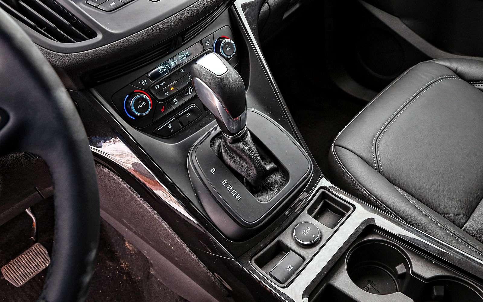 Обновленный Ford Kuga: дочего недошли руки?— фото 738246
