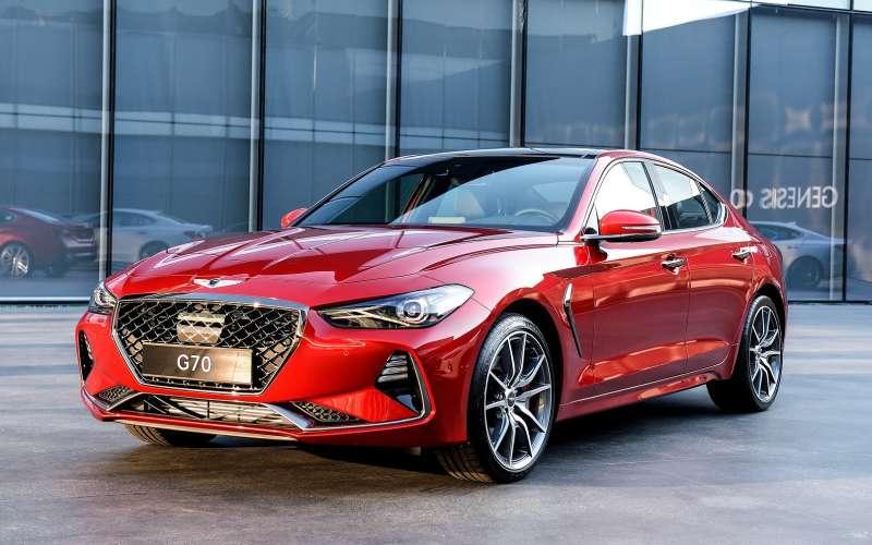 Корейцы представили конкурента BMW 3-й серии