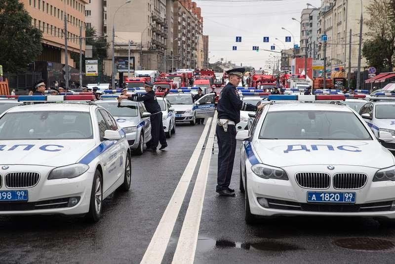 Счетная палата выявила уГИБДД сотни тыс. ошибок
