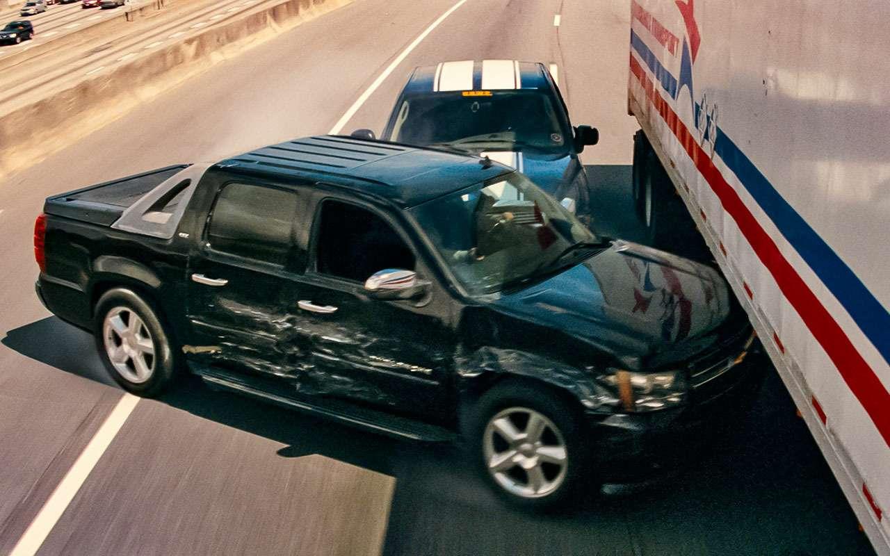 Автопарк американских бандитов— фото 784060