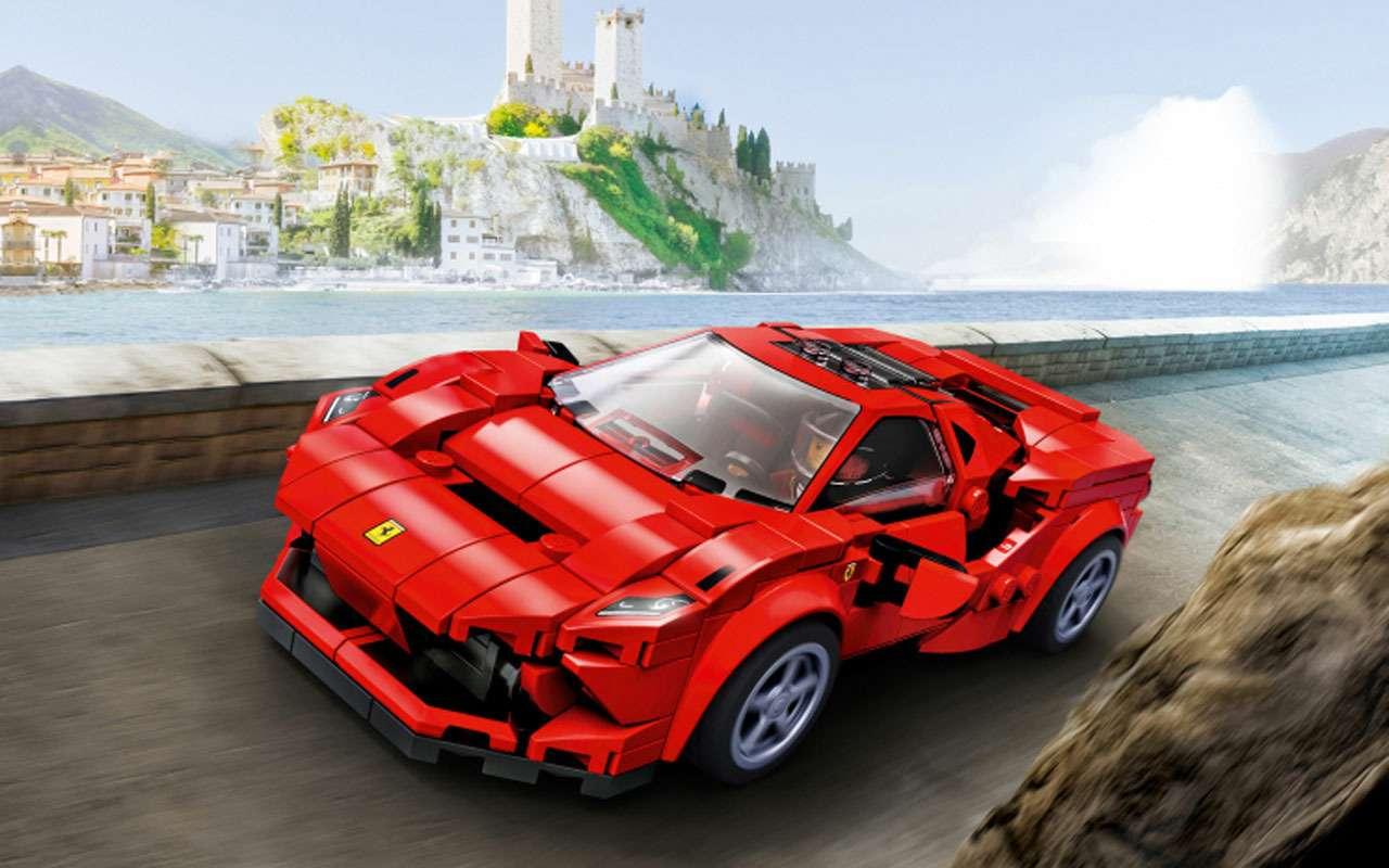 7 потрясающих машин LEGO— отличный подарок— фото 1208301