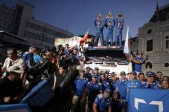 MOTORSPORT —  DAKAR 2014 FINISH