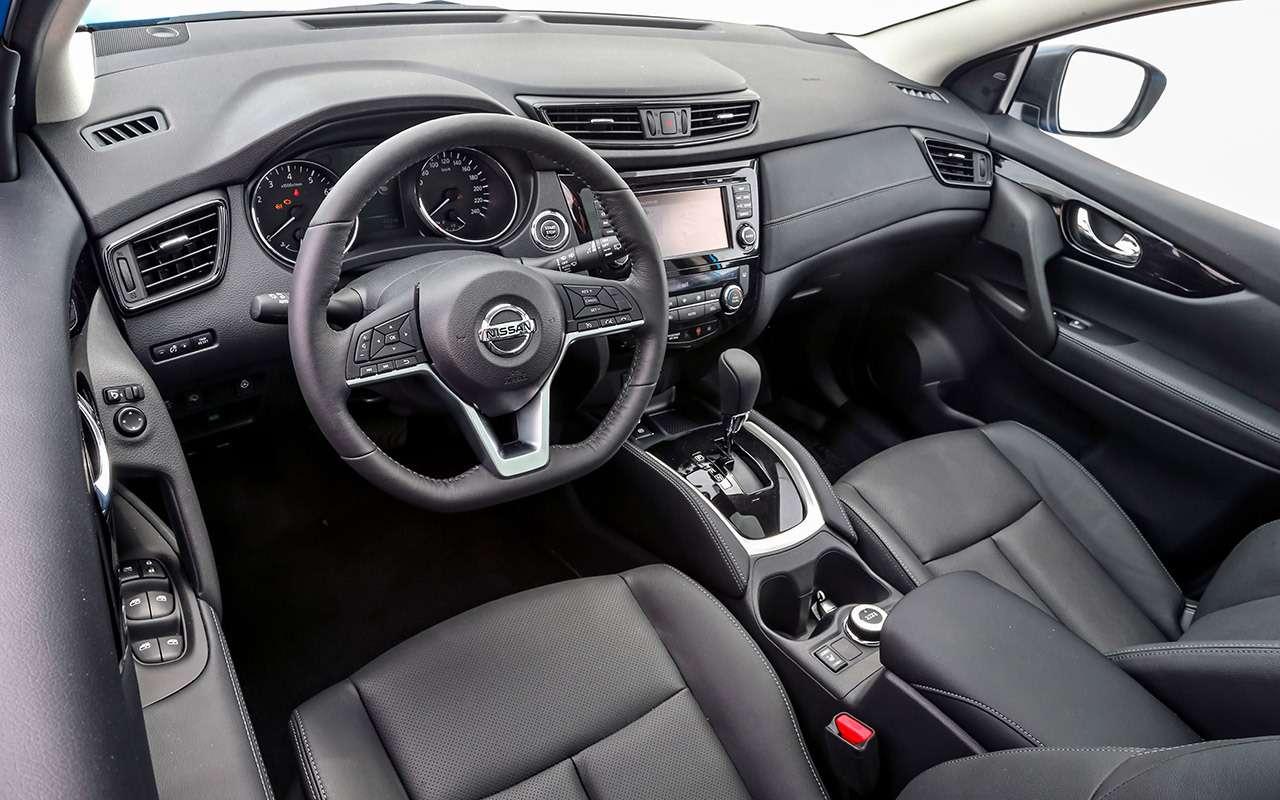 Renault Arkana, Nissan Qashqai, Kia Sportage: проверка бездорожьем иасфальтом— фото 1009925