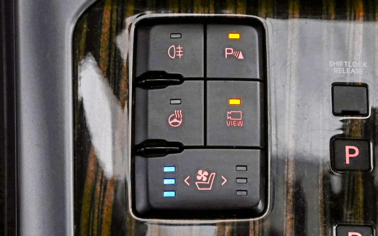 Toyota Fortuner, Mitsubishi Pajero Sport, Kia Mohave — супертест— фото 855661