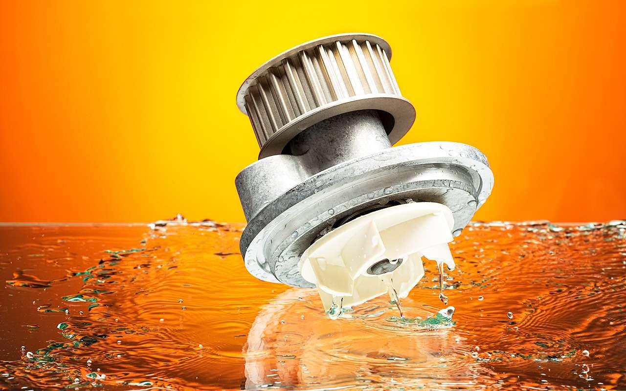 Система охлаждения ДВС: как устроена инадо ли промывать еезимой?— фото 824353