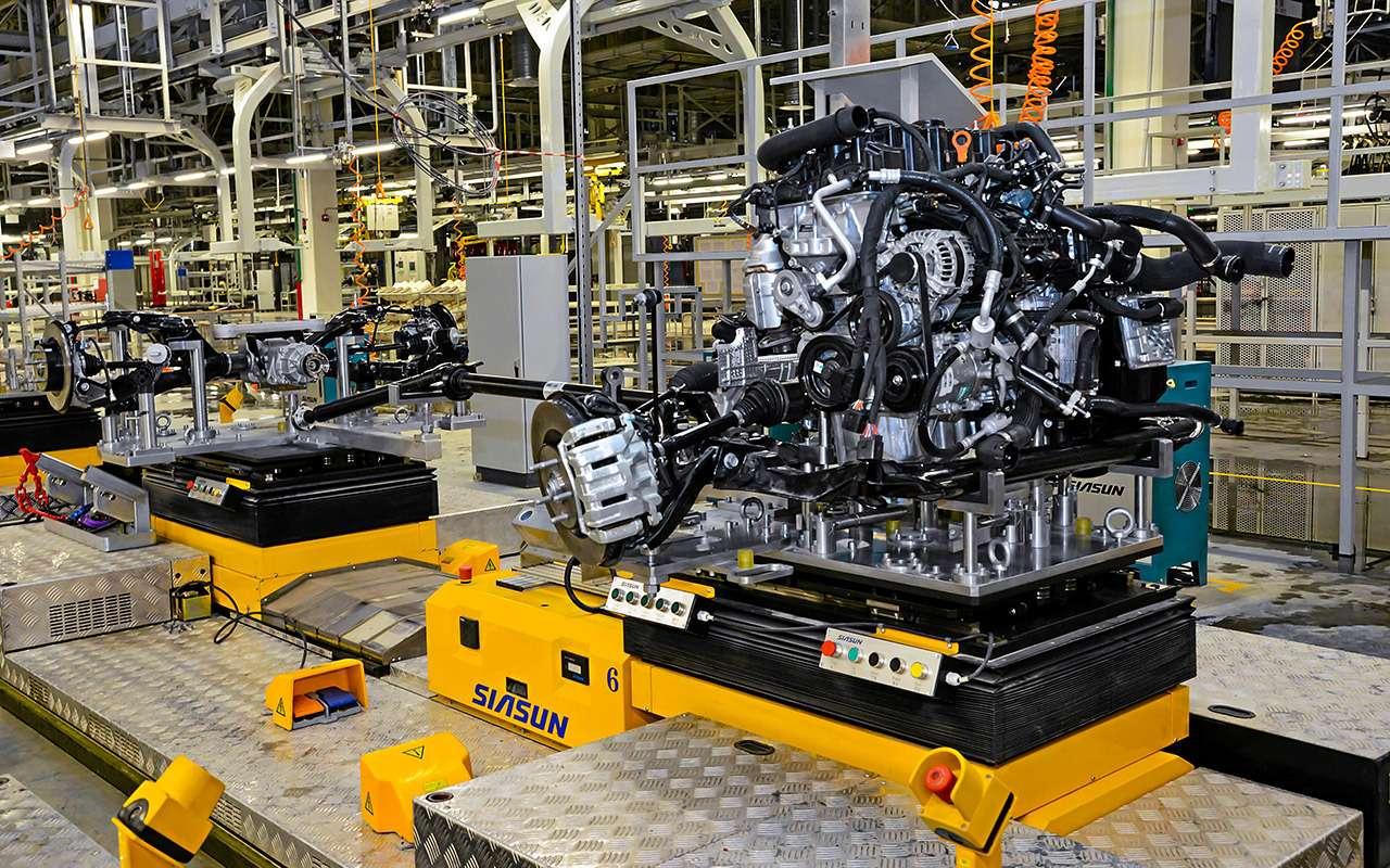 Российский завод  Haval: зачем его построили икак онработает— фото 962641