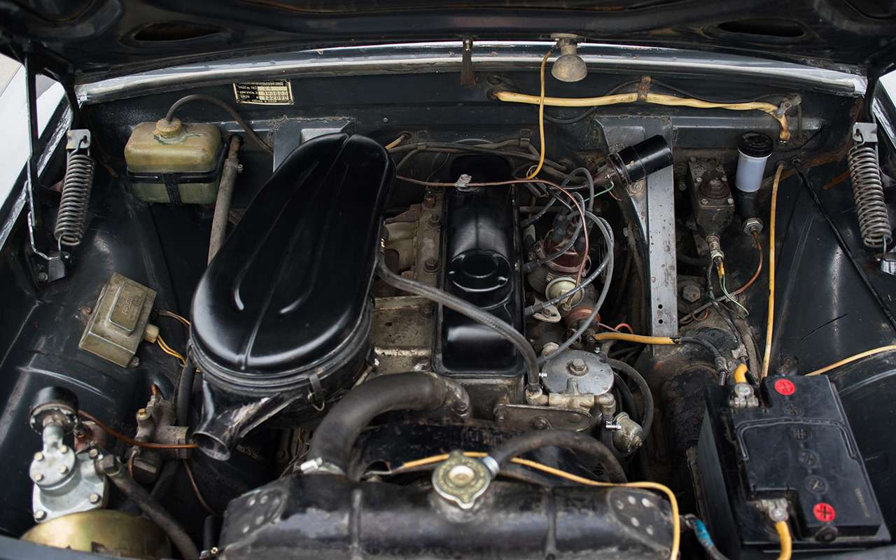 Ретротест символа 70-х: ГАЗ-24 Волга первой серии!— фото 999733