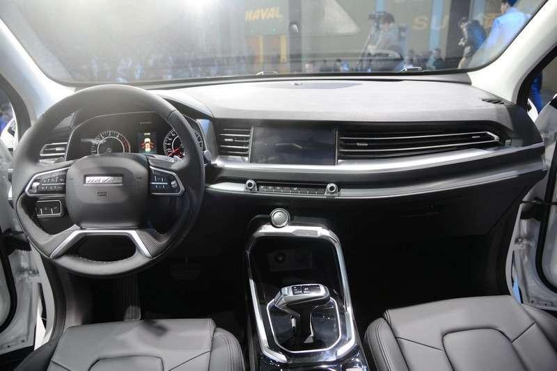 Китайский народный автомобиль: представлен новый Haval H6— фото 710270