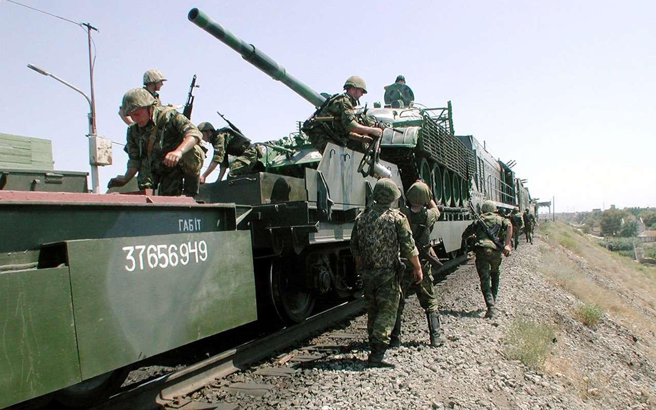 История оружия: как Россия сделала лучшие бронепоезда вмире— фото 983134