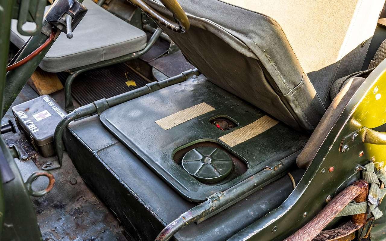 Самый популярный автомобиль войны: все факты оWillys MB— фото 972663