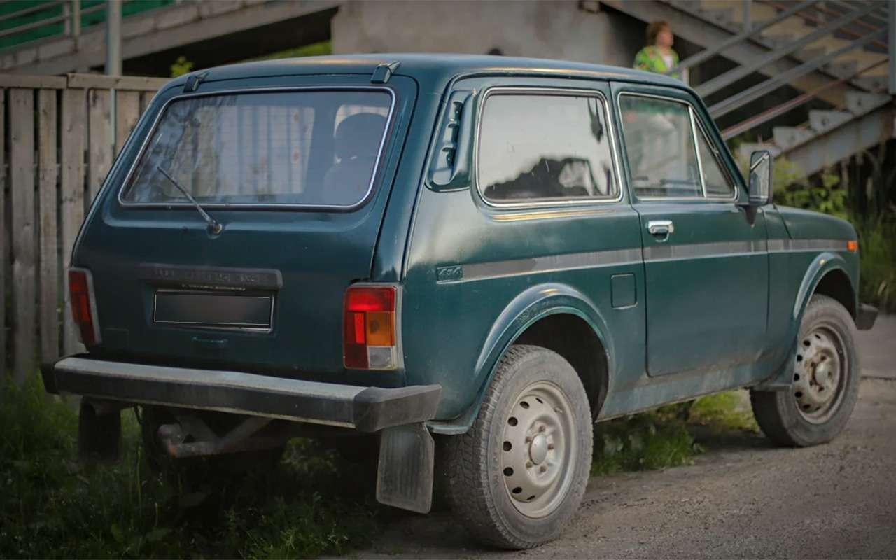 10 авто с пробегом, которые сгниют за пару сезонов — фото 1167721