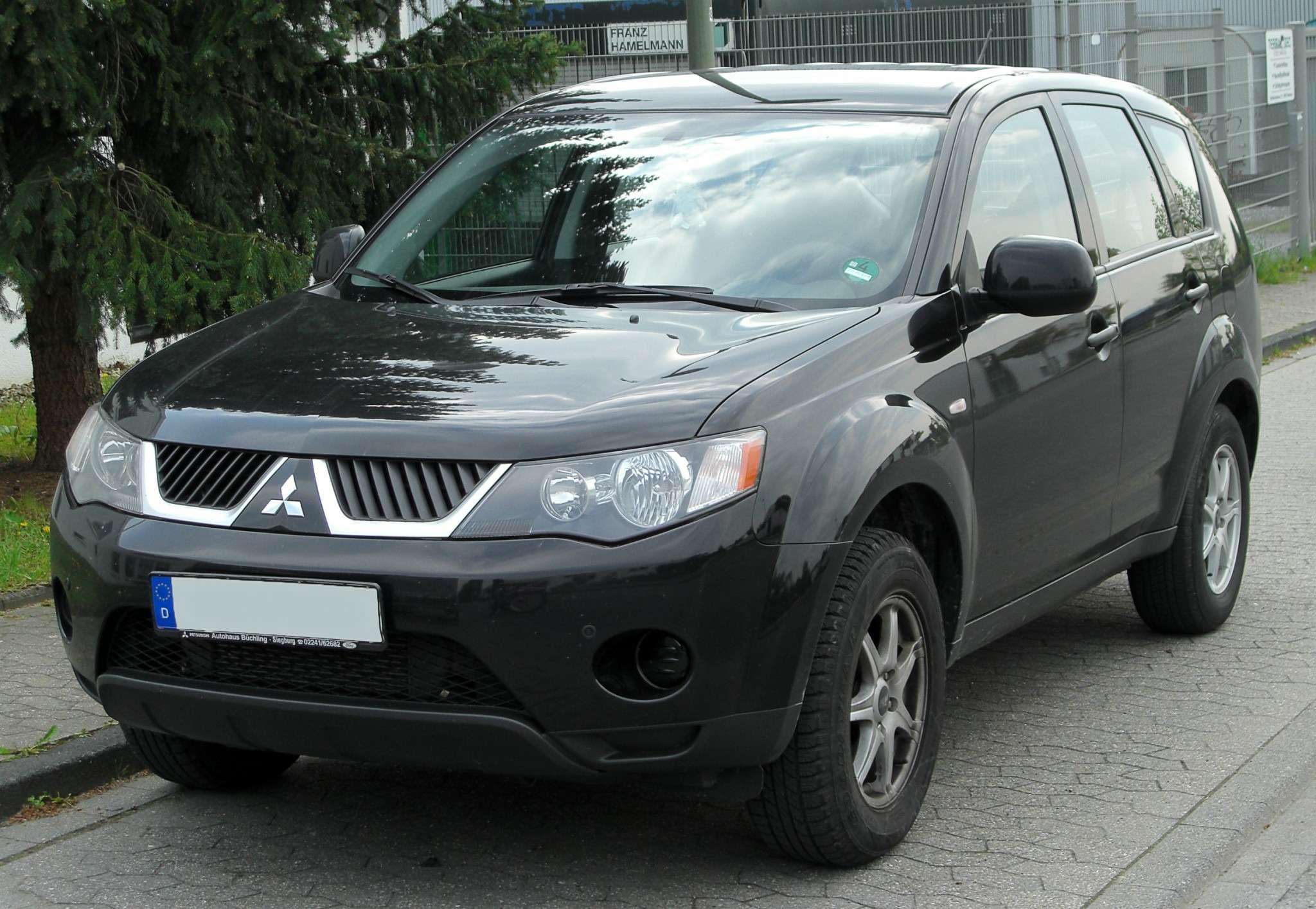 Mitsubishi_Outlander_II_front_20100509