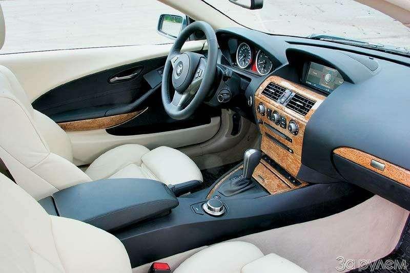 Тест BMW 630i. Оtempora, omores!— фото 359795