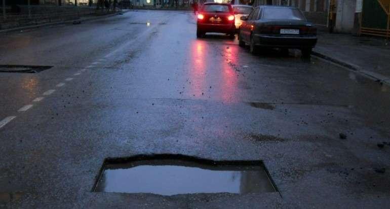 Заплохое содержание дорог предложено ввести уголовную ответственность