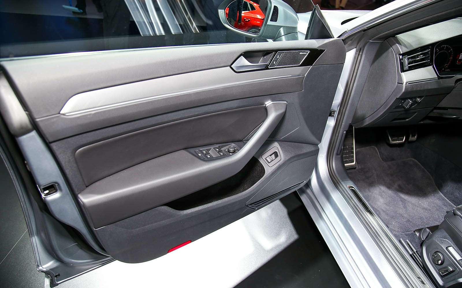 Volkswagen Arteon: это вам не Це-Це!— фото 717544