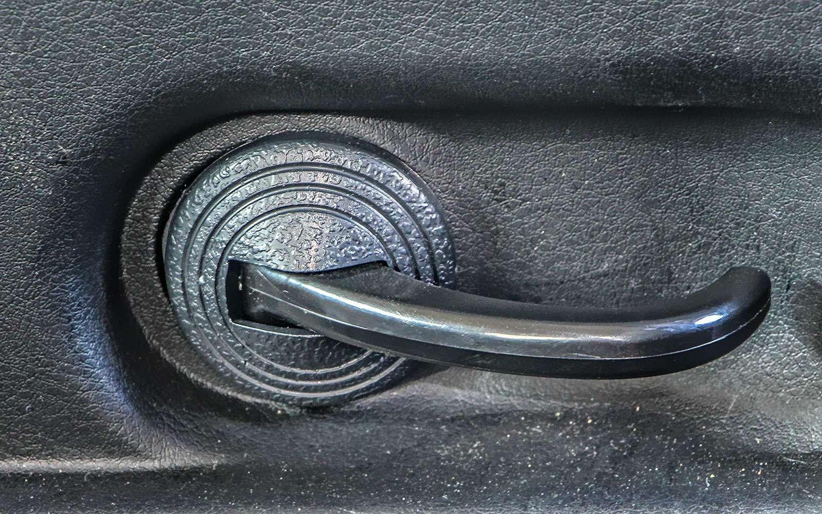 Lada 4x4: есть лижизнь после сорока?— фото 738065
