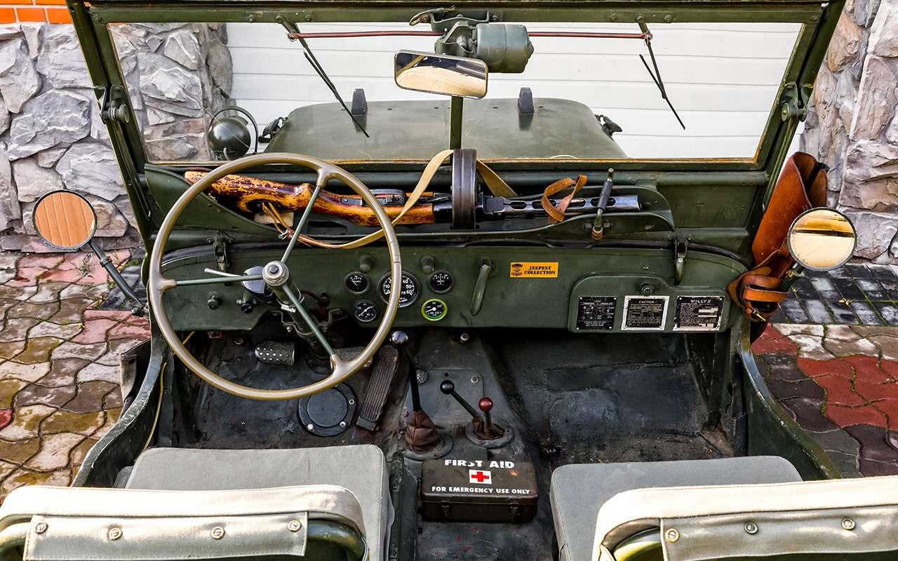 Самый популярный автомобиль войны: все факты оWillys MB— фото 972662
