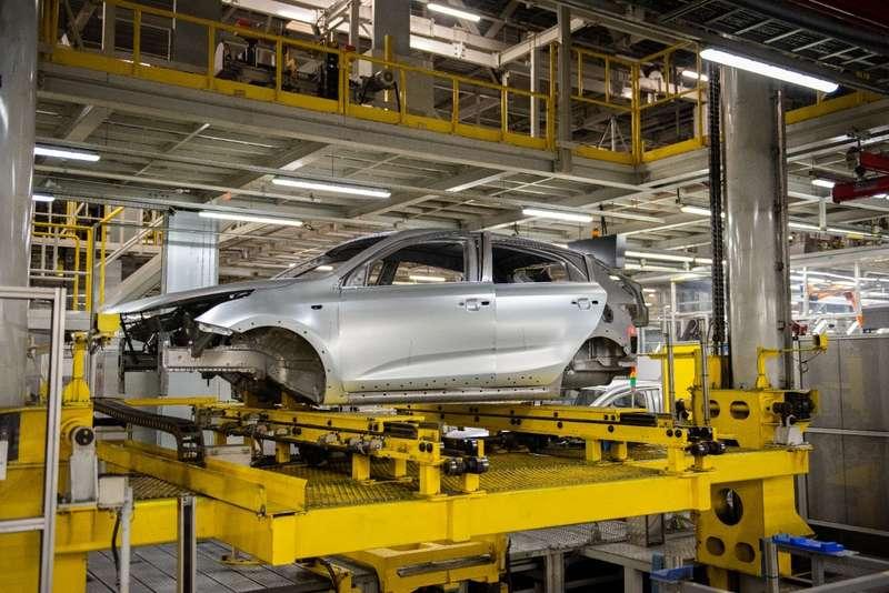 Обновленный Kia Rio X: старт производства