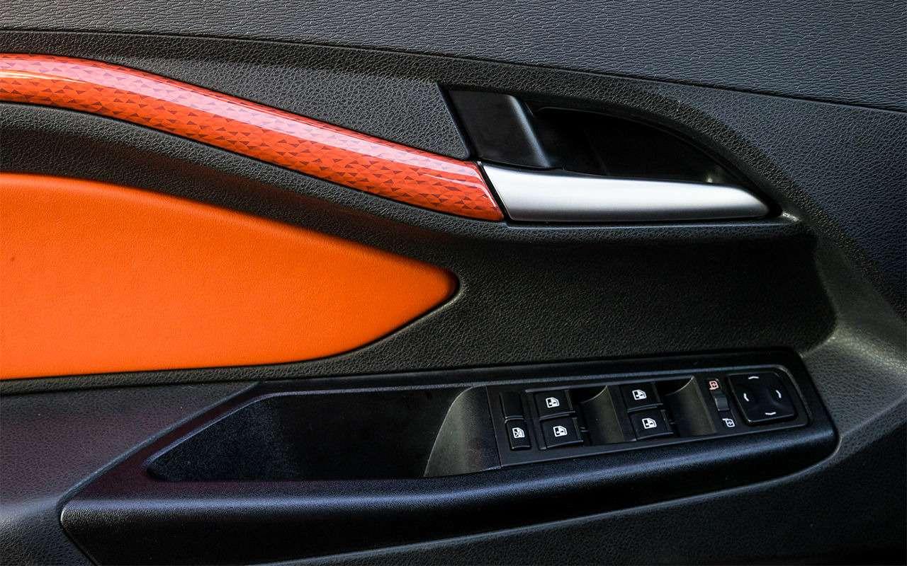 Lada Vesta SWиSWCross: доКрыма иобратно— фото 868869