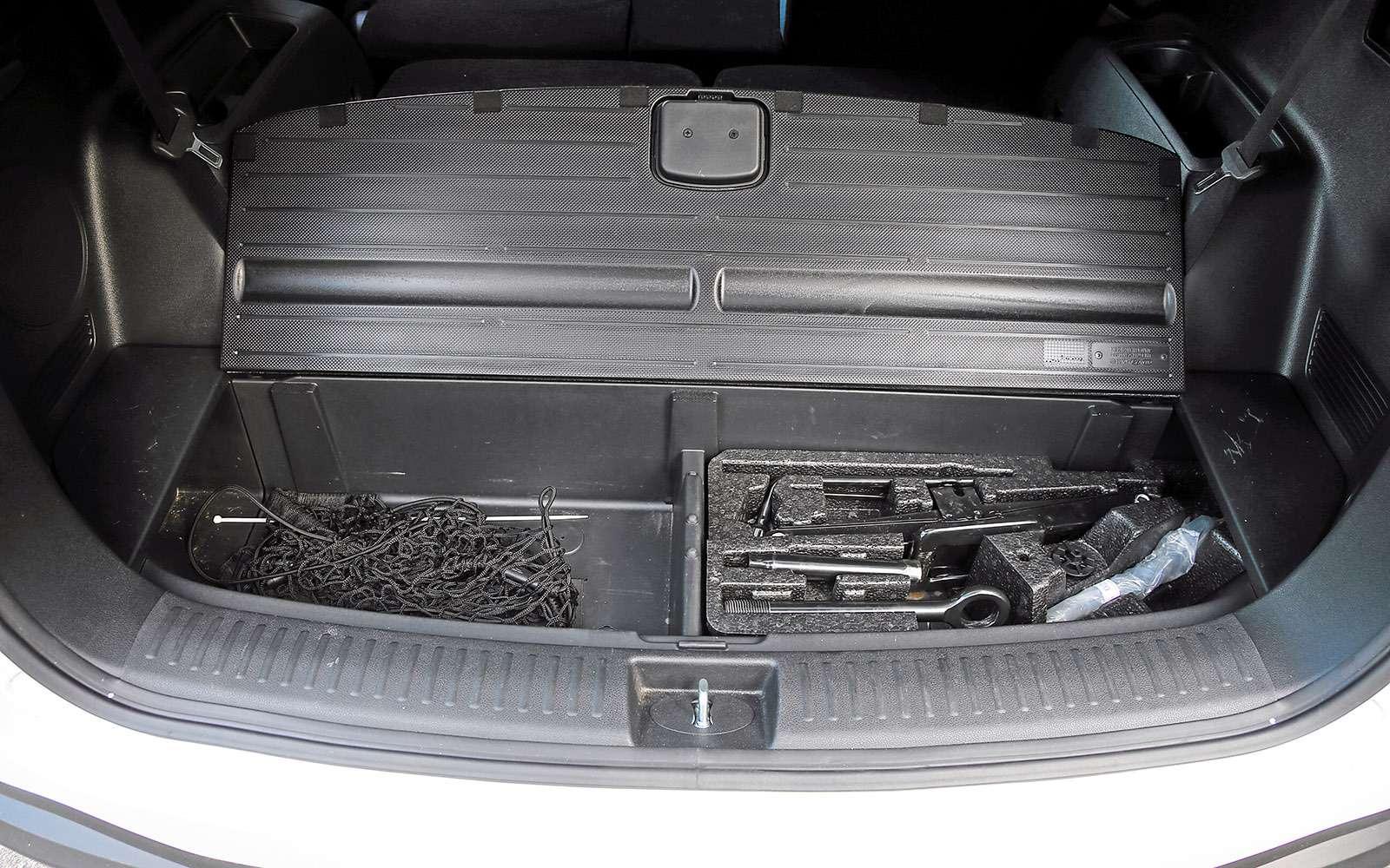 Новый Nissan Murano против конкурентов: длинные рубли— фото 691719