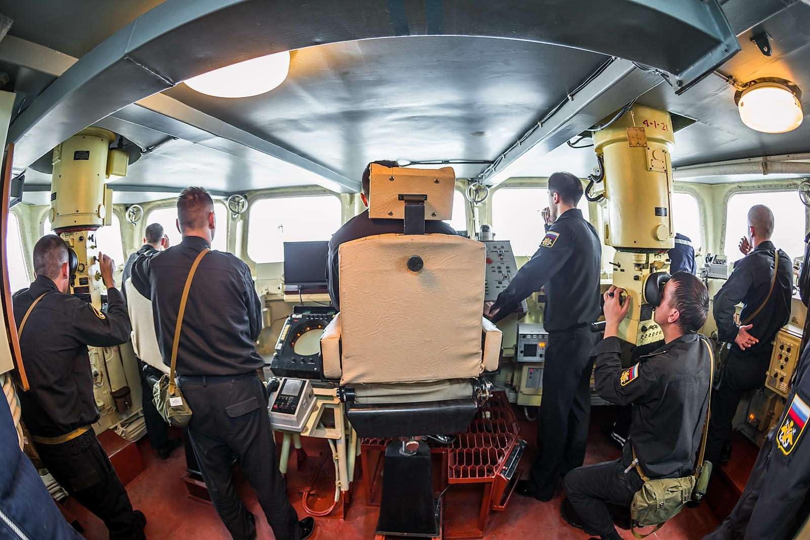 Малый десантный корабль Зубр: самый большой навоздушной подушке— фото 612058