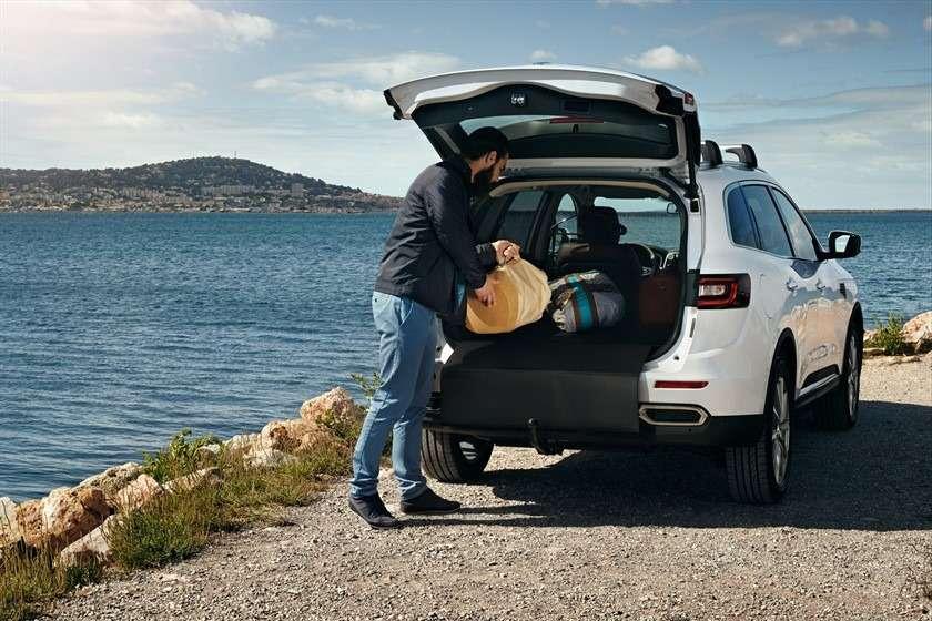 Renault Koleos получил вРоссии турбодизель— фото 796692