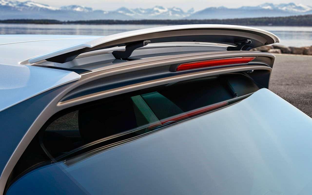 Porsche Cayenne третьего поколения— тест-драйв ЗР— фото 834171