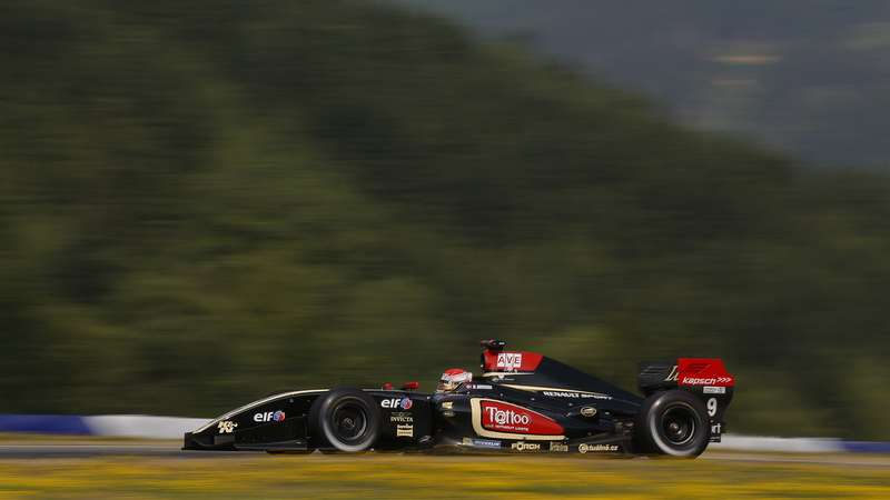 AUTO   WORLD SERIES BYRENAULT RED BULL RING