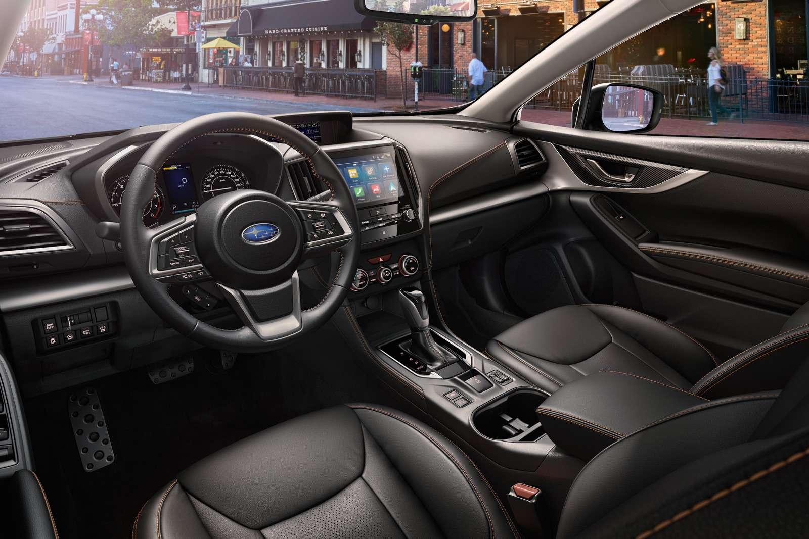 Новый Subaru XVбудет поступать ссоперниками жестко!— фото 717928