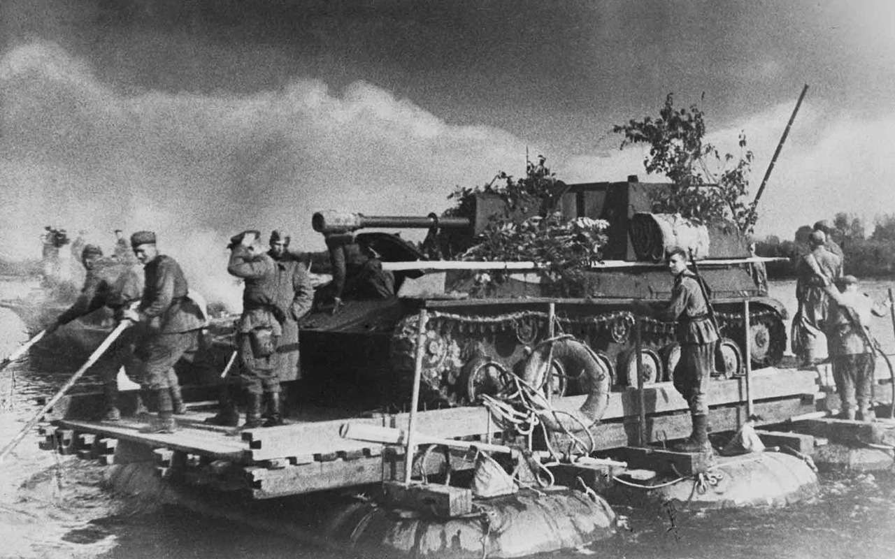 Самая массовая самоходка СССР: лучшая подруга пехоты— фото 916742