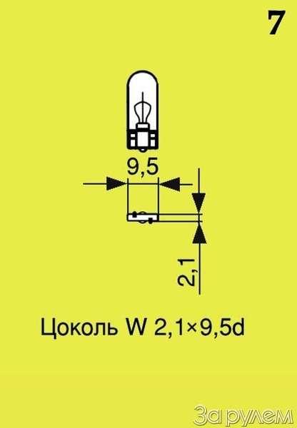 Фары, лампы, фонари— фото 10011