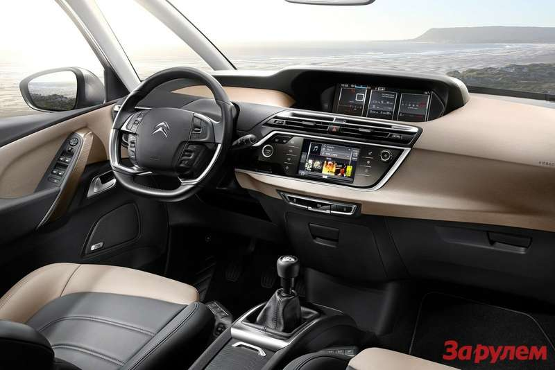 Citroen C4 Picasso 2014 1600x1200 wallpaper 27