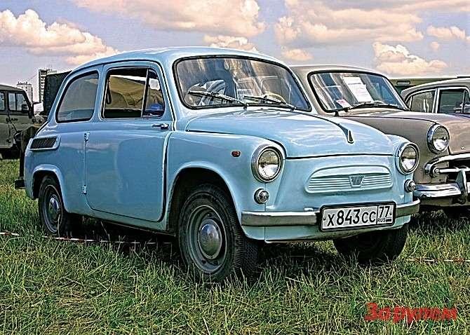 ЗАЗ‑965 стал первенцем завода.