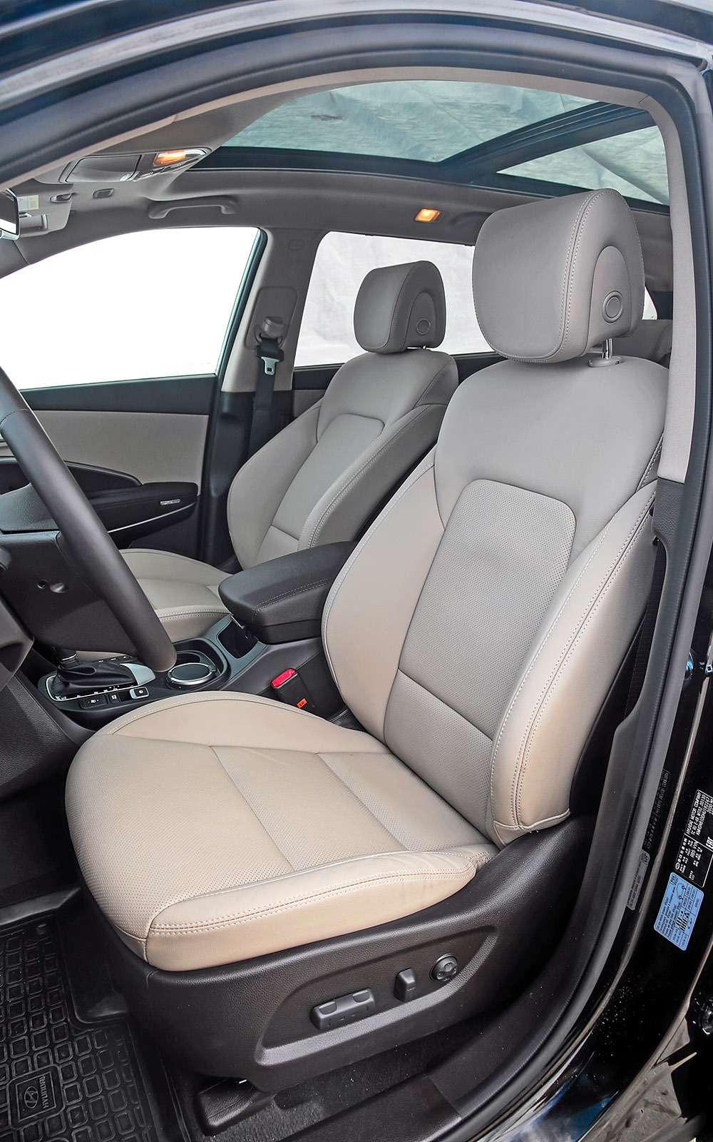 Новый Nissan Murano против конкурентов: длинные рубли— фото 691697