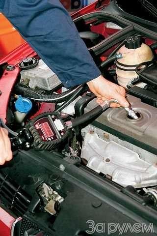 Меняем масло вдвигателе. Масленица— фото 61427