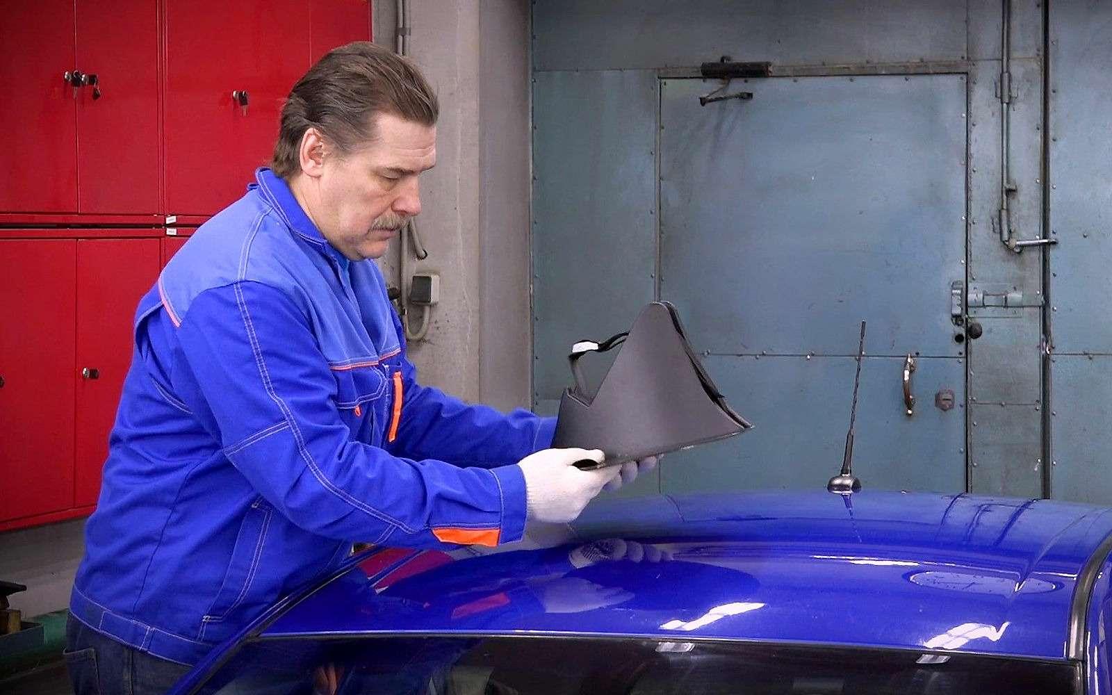 Магнитные багажники накрышу— тест двух конструкций— фото 944356