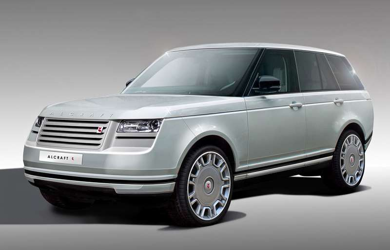no copyright Alcraft Range Rover 1